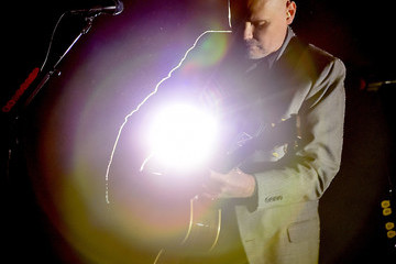 Billy Corgan The Smashing Pumpkins Perform at the Theatre at Ace Hotel