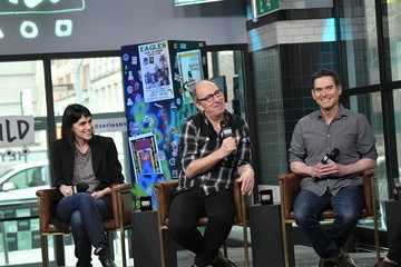 Billy Crudup Celebrities Visit Build - March 14, 2018