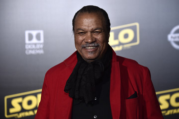 Billy Dee Williams Premiere Of Disney Pictures And Lucasfilm's 'Solo: A Star Wars Story' - Arrivals