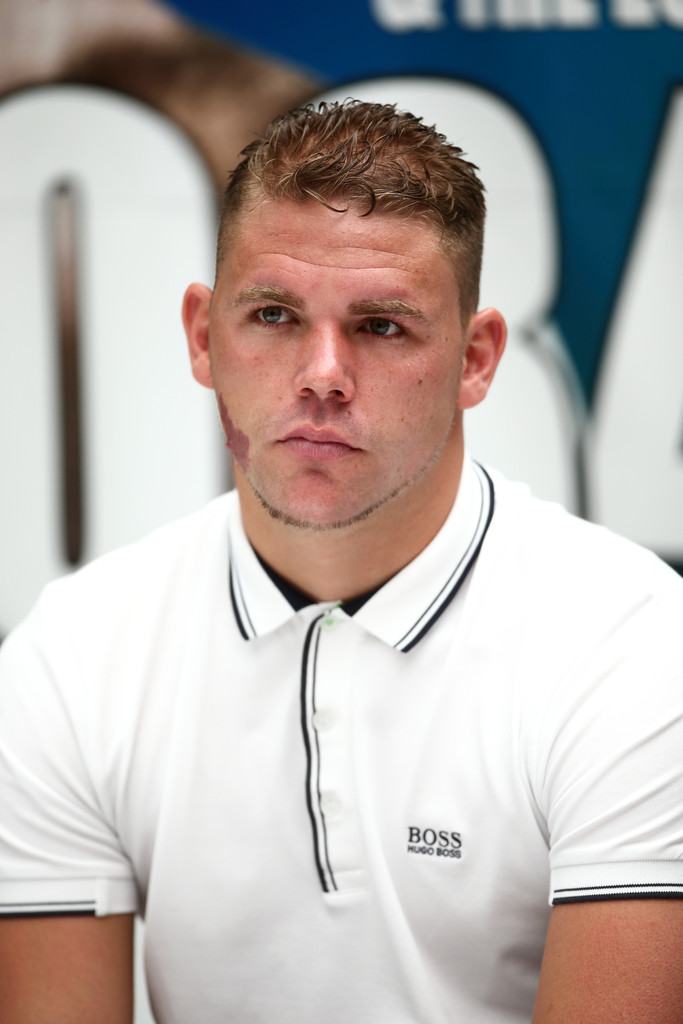 billy joe saunders - photo #13