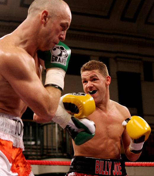 Billy Joe Saunders And Tommy Tolan Photos Photos