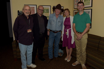 Billy Joe Shaver Country Music Hall Of Fame And Museum Presents Billy Joe Shaver Songwriter Session During Americana Music Festival & Conference