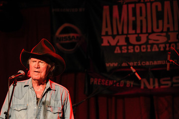 Billy Joe Shaver 15th Annual Americana Music Festival & Conference - Day 4