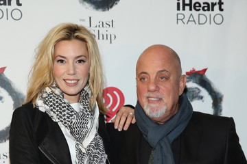 Billy Joel Alexis Roderick 'The Last Ship' Opening Night