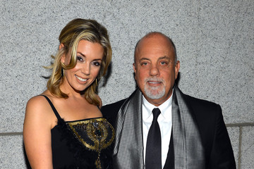 Billy Joel Alexis Roderick Cocktail Reception At Elton John's Annual Benefit