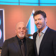 Billy Joel Harry Connick Jr. And Guest Billy Joel Attend The 'Harry' Show Taping
