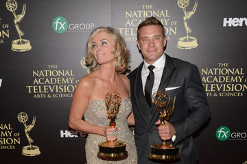 Billy Miller Press Room at the Daytime Emmy Awards