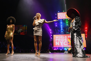 Billy Porter Angelica Ross WorldPride NYC 2019 - Opening Ceremony