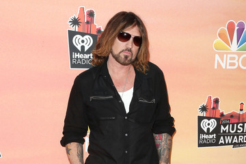 Billy Ray Cyrus Arrivals at the iHeartRadio Music Awards — Part 2
