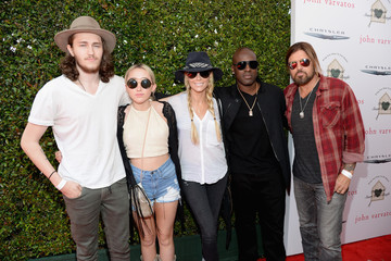 Billy Ray Cyrus John Varvatos 12th Annual Stuart House Benefit - Arrivals