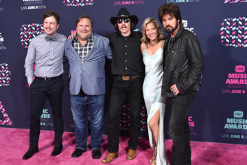 Billy Ray Cyrus 2016 CMT Music Awards - Arrivals