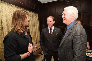 Billy Ray Cyrus Salute To Heroes Service Gala To Benefit The National Foundation For Military Family Support