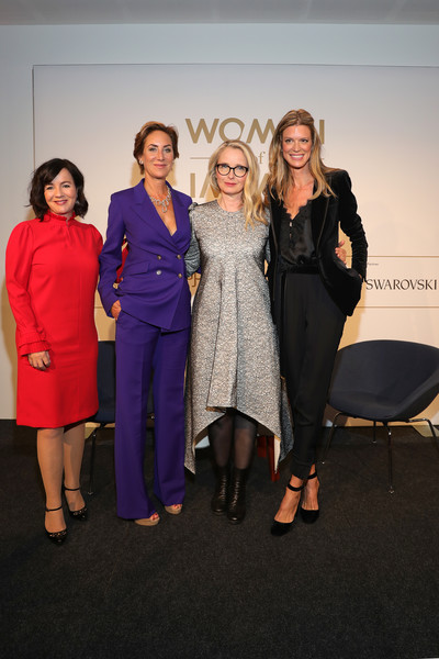 Swarovski Talk 'Women of Impact' - 15th Zurich Film Festival