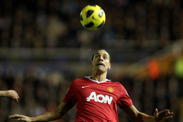 Rio Ferdinand Birmingham City v Manchester United - Premier League