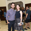 Bitsie Tulloch Brooks Brothers Beverly Hills Hosts Summer Camp-Themed Party to Benefit St. Jude Children's Research Hospital