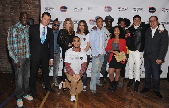 Peapod Adobe Youth Voices Academy Launch