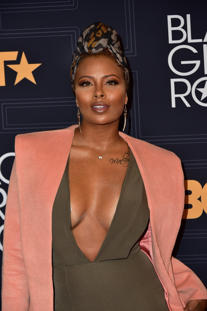 Eva Marcille Photos Photos Black Girls Rock 2016