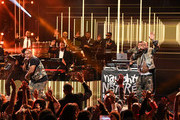 Vin Rock, DJ Kay Gee, and Treach of Naughty by Nature perform onstage during 2019 Black Music Honors at Cobb Energy Performing Arts Centre on September 05, 2019 in Atlanta, Georgia.