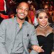 T.I. and Tameka Harris Photos