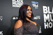 Singer Kelly Price attends 2019 Black Music Honors  at Cobb Energy Performing Arts Centre on September 05, 2019 in Atlanta, Georgia.