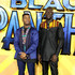 John Boyega Photos - John Boyega (L) and Stormzy attend the European Premiere of 'Black Panther' at Eventim Apollo on February 8, 2018 in London, England. - 'Black Panther' European Premiere - Red Carpet Arrivals