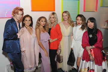 Blair Eadie Moroccanoil Celebrates The Launch Of Color Complete In NYC