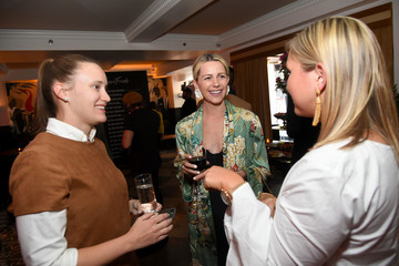 Blair Eadie Fossil Firsts Dinner Hosted By Something Navy