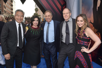 Blair Rich Premiere of Warner Bros. Pictures' 'Wonder Woman' - Red Carpet