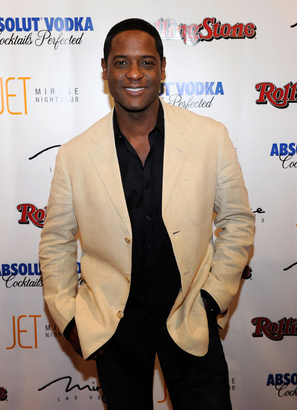 Blair Underwood Acror Blair Underwood  arrives at the Rolling Stone Hot Party at the Jet Nightclub at the Mirage Hotel & Casino October 1, 2010 in Las Vegas, Nevada.