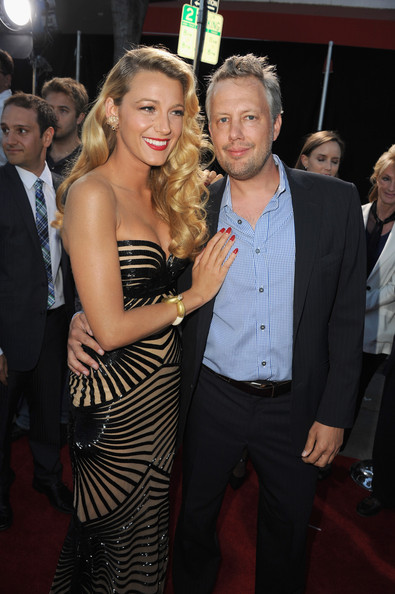 Blake lively dating history