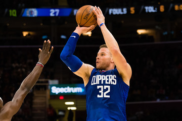 Blake Griffin Los Angeles Clippers v Cleveland Cavaliers
