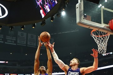 Blake Griffin Los Angeles Lakers v Houston Rockets
