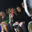 Blake Lively Michael Kors FW20 Runway Show - Front Row