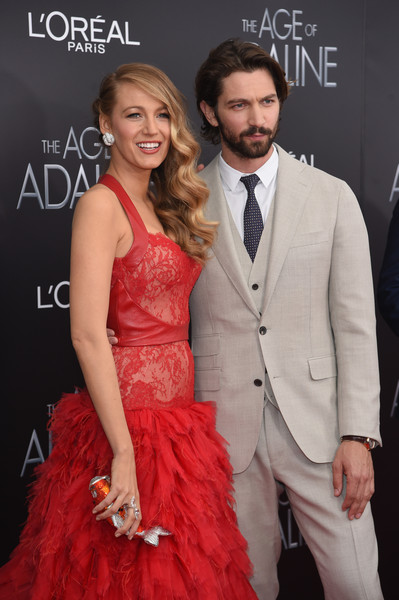 'The Age Of Adaline' New York Premiere - Arrivals
