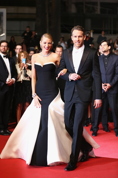 Blake Lively - 'Captives' Premieres at Cannes