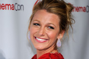 How to Get Blake Lively's Messy French Twist