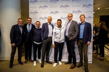 Blake Nordstrom Russell Wilson Launches Good Man Brand at Nordstrom
