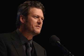 Blake Shelton 48th Annual CMA Awards - Press Room