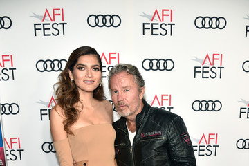 Blanca Blanco AFI FEST 2017 Presented By Audi - Screening Of 'Call Me By Your Name' - Red Carpet