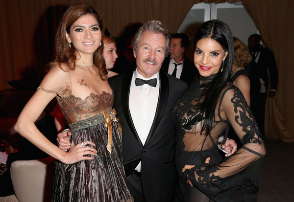 The Weinstein Company and Netflix Golden Globe Party- Inside