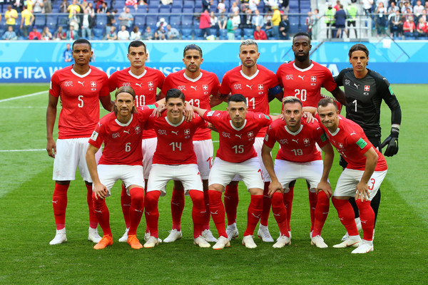 Sweden vs. Switzerland: Round of 16 - 2018 FIFA World Cup Russia