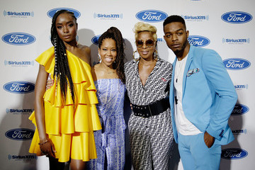 Blige SiriusXM's Heart & Soul Channel Broadcasts from Essence Festival In New Orleans - Day 1