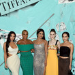 Blige Tiffany & Co. Celebrates 2018 Tiffany Blue Book Collection, THE FOUR SEASONS OF TIFFANY - Inside
