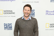 """Mark Feuerstein attends the New York Premiere of """"Paris to Pittsburgh"""" hosted by Bloomberg Philanthropies & RadicalMedia at The Film Society of Lincoln Center, Walter Reade Theatre on December 3, 2018 in New York City."""