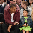 Blue Ivy Carter Celebrities Attend The 66th NBA All-Star Game