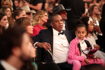 Blue Ivy Carter The 59th GRAMMY Awards -  Roaming Show