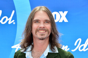 Bo Bice Arrivals at the 'American Idol' Results Show