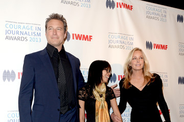 Bo Derek Arrivals at the Courage In Journalism Awards