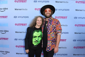 """Bo McGuire Outfest Los Angeles LGBTQ Film Festival's Opening Night Gala Presents """"Everybody's Talking About Jamie"""" At Cinespia's Hollywood Forever - Filmmakers"""