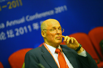 Henry Paulson Boao Forum For Asia Annual Conference 2011